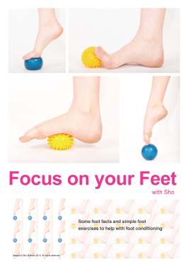 Focus on feet page one